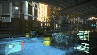 Crysis 2 Walkthrough: Mission 4, Part 3: Road Rage, Tectonic Shift (Let