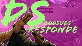 Especial de 200 SUBS 2/3 DS RESPONDE+SORTEIO