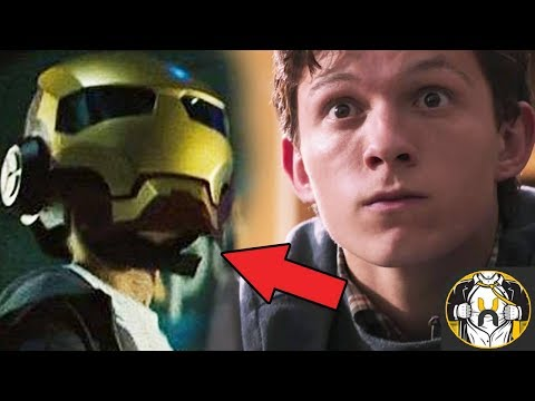Peter Parker Cameo In Iron Man 2 Explained