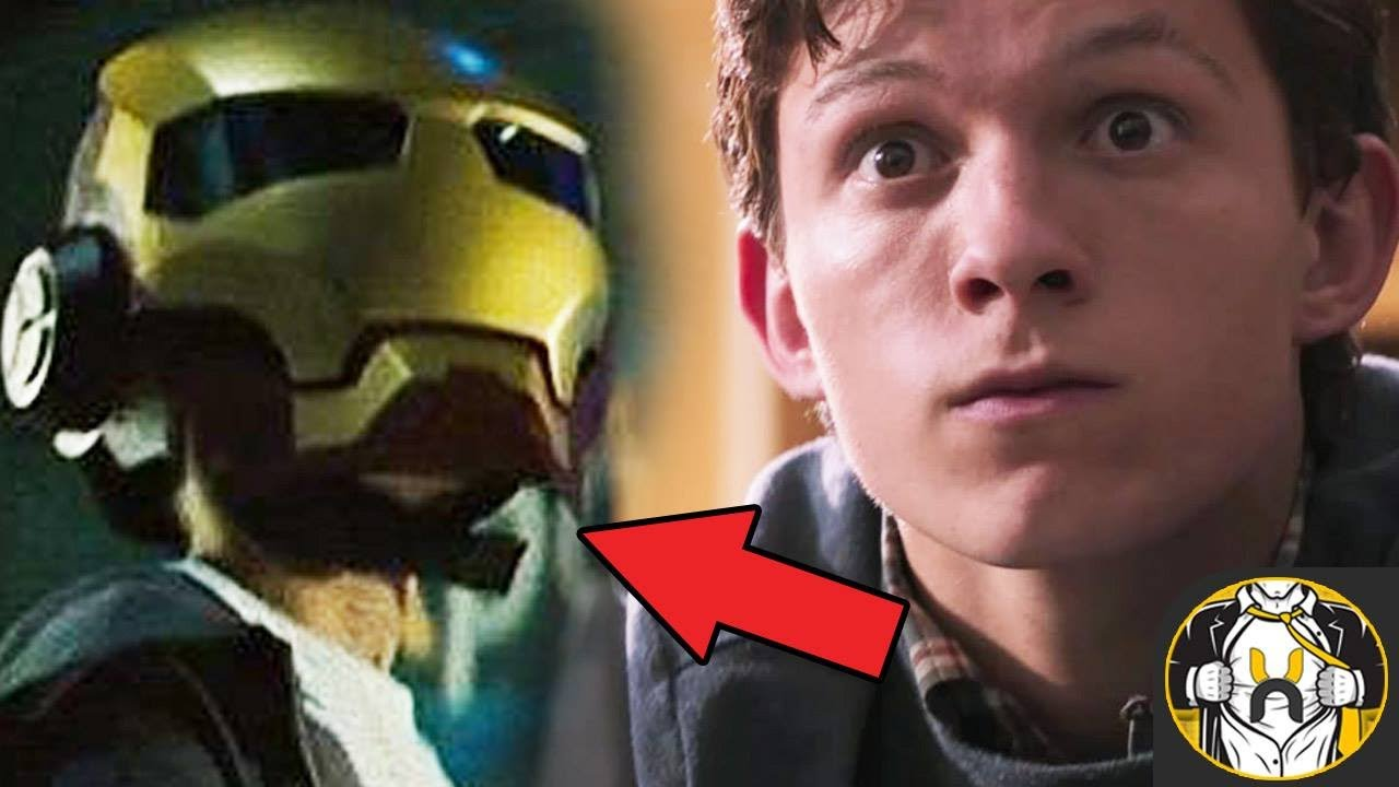 peter parker cameo in iron man 2 explained - youtube