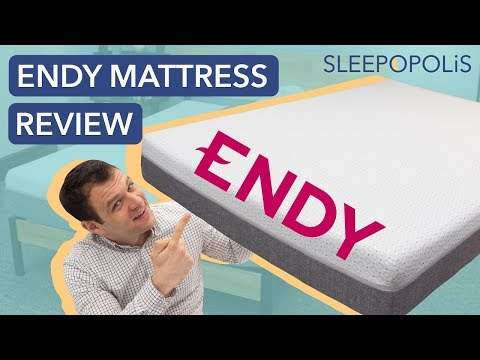 Endy Mattress Review (2019 Update) - Is This The Best Canadian Mattress?