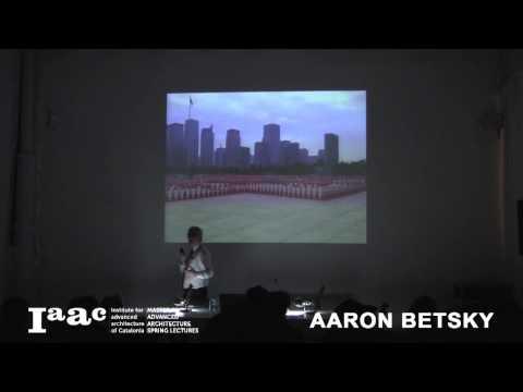 IAAC Lecture Series 2014 - Aaron Betsky
