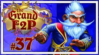 Hearthstone: The Grand F2P #37 - Here He Comes