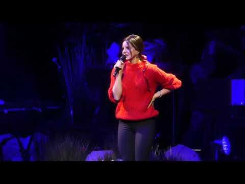 """""""Get Free"""" Lana Del Rey@Bryce Jordan Center State College, PA 1/26/18"""