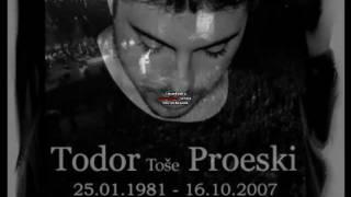 Toni Cetinski- 23.prosinac + SPOT! (in memoriam Tose Proeski) Idol pictures by: Danilo Perisic
