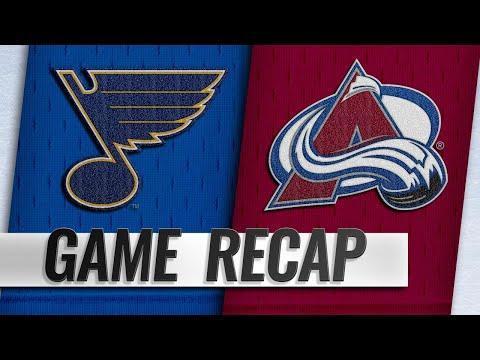 Allen, Tarasenko propel Blues to ninth straight win