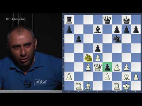 2018 Sinquefield Cup: Aronian-Grischuk | Strategy Session - GM Varuzhan Akobian