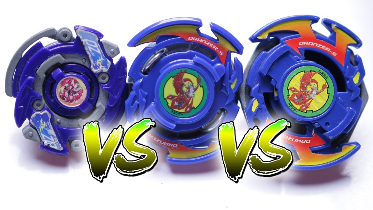 beyblade battle dranzer s plastic vs dranzer s burst vs