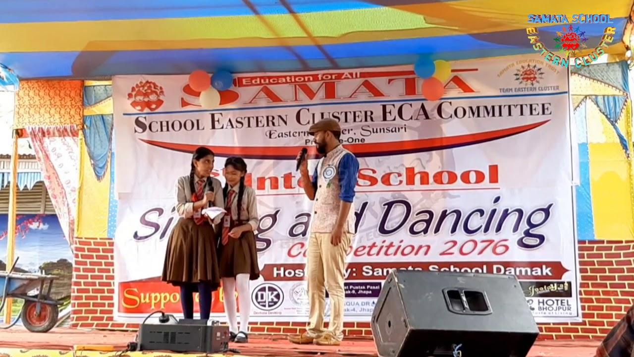 Download Bhanau Nabhanau || Ajay Adhikari Sushil || Tapashya || Reshma || Samata School Damak 2076 ||