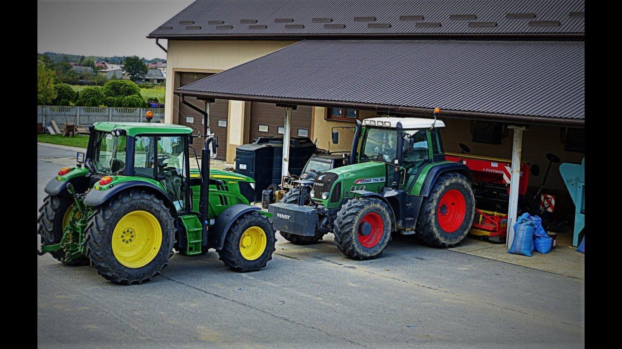 Prezentacja Gospodarstwa Rolnego, park maszynowy, czołowe marki zachodnich producentów!