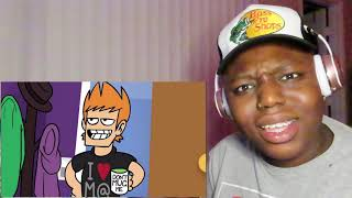 WHAT?! | Eddsworld x Fan Service 2 || KASHKEEE REACTION