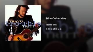 Blue Collar Man