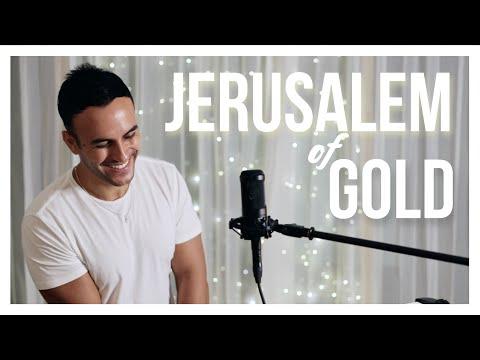 Jerusalem Of Gold - ירושלים של זהב (Judah Gavra)