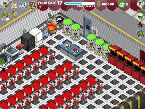 Free Download Games Zombie Cafe For Pc