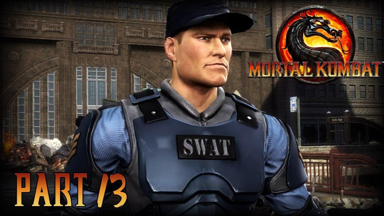 Mortal Kombat 9 Let's ...