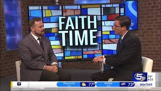 Faith Time - WKRG - Biblical Importance of Dad - Pastor James C. Johnson