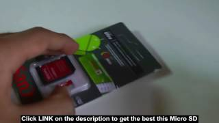 SanDisk Ultra 64GB microSDXC - Ideal for premium Android based smartphones and tablets