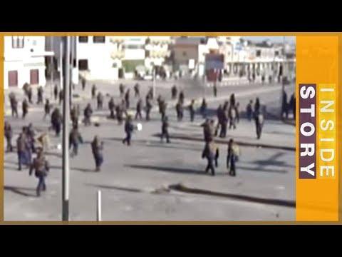 Inside Story - Crushing Libya's revolt