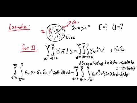 Elektromanyetik Teori Ders 13 Örnek Soru Çözümü 1