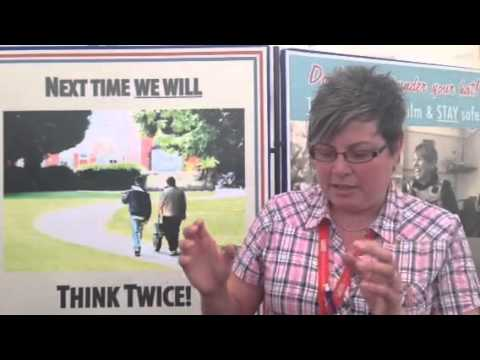 Youth offending at Lincolnshire Show