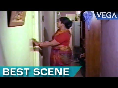 K.R.Vijaya Rescues The Young Girl || Mayor...