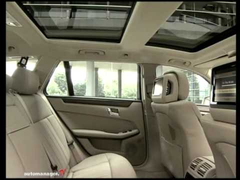 auto clip mercedes benz e klasse t modell youtube. Black Bedroom Furniture Sets. Home Design Ideas