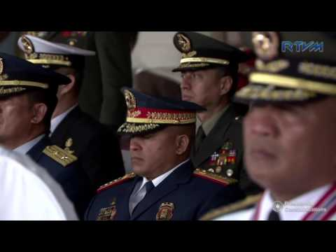 AFP Change of Command Ceremony (Speech) 12/7/2016