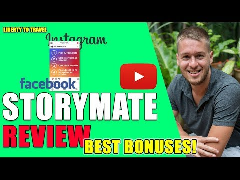 Storymate Review -  http://bit.ly/2HwwXk6