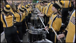 Hawkeye Marching Band Gold Rush Campaign - New Instruments