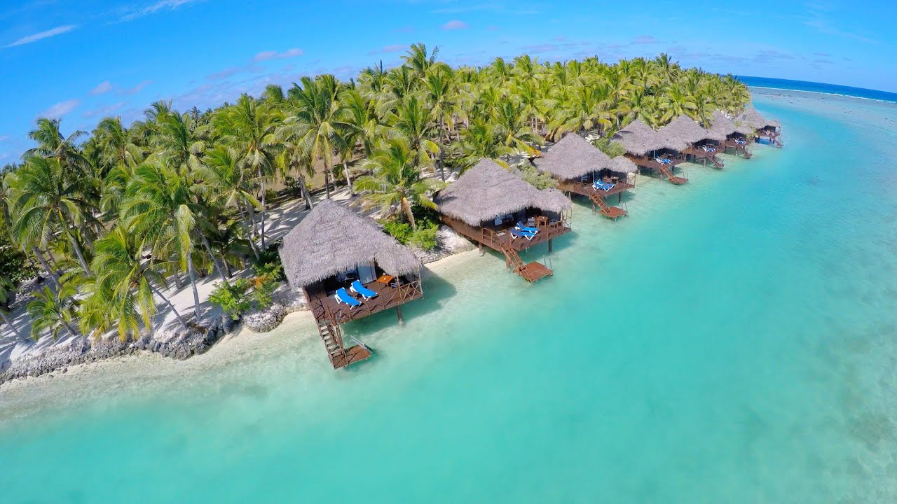 Aitutaki Cook Islands The Most Beautiful Lagoon In World You