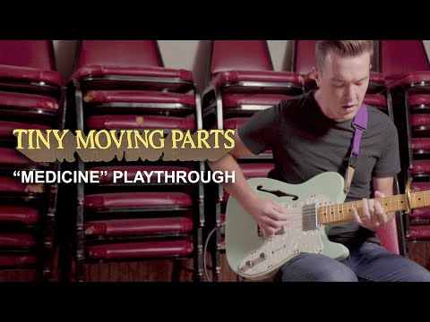 Think emo guitarists can't shred? Witness Tiny Moving Parts' hook-laden tapping techniques in this insanely catchy guitar playthrough | Guitarworld