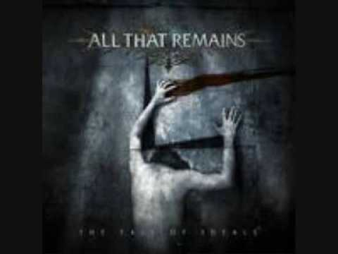 All That Remains - Become The Catalyst (lyrics)