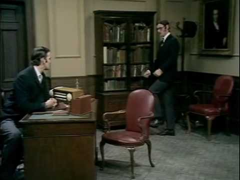 Monty Python's Ministry of Silly Walks (Full Sketch)