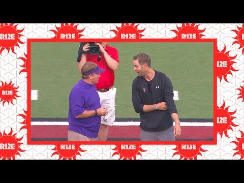 TCU vs. Texas Tech: A Brief History