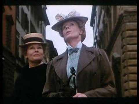 MAGGIE SMITH & JUDI DENCH INTERVIEW Part 1