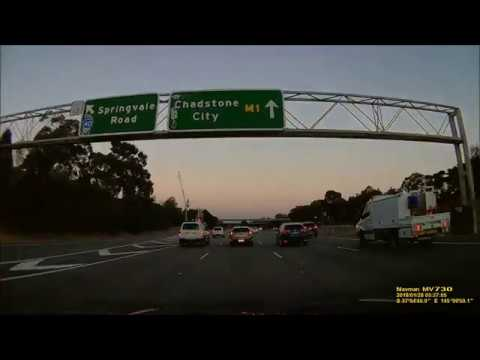 Long Full Drive Realtime Melbourne To Sydney