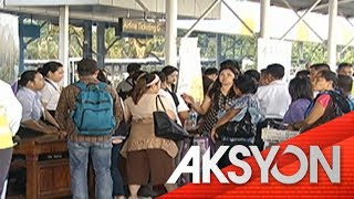 Cancelled flights sa Clark airport