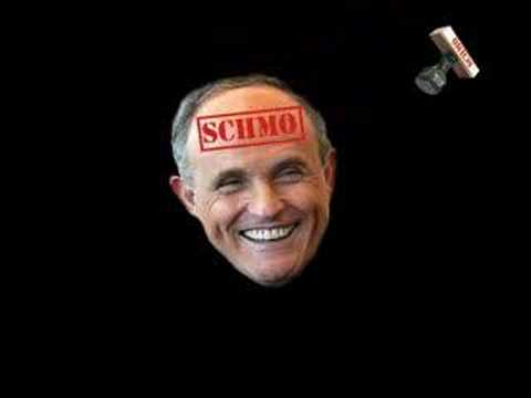 Giuliani Is A Putz