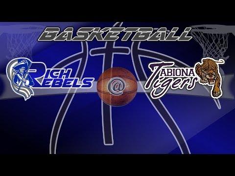 BASKETBALL: Rich @ Tabiona (girls & boys)