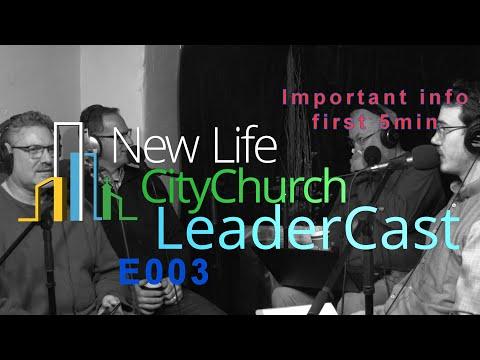 Mullet Cast: Leadership Podcast - E003