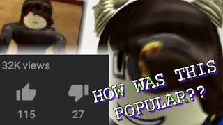 Mein erstes Roblox Video wurde viral.