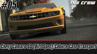 The Crew (PC): Chevy Camaro SS (Dirt Spec)/Coburn Case Transport (Episode #05)
