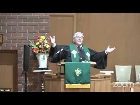 Sermon - September 26, 2021
