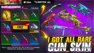 I Got New M1014 Green Flame Draco😍 Hacker Gun Skin Buying 30,000💎 Diamond - Garena Free Fire