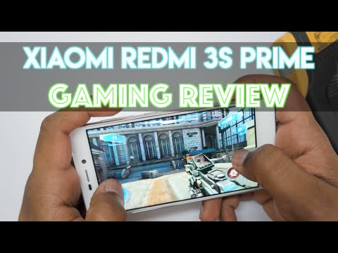 Xiaomi Redmi 3S Prime Gaming Review | Any Overheating? | MC5, NOVA 3, GTA & Asphalt 8