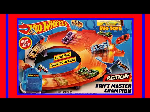 Crazy Hot Wheels Drift Master Champion Must Watch *GIVEAWAY*