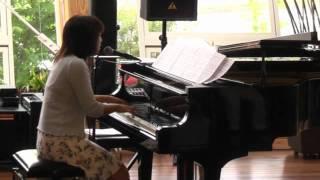 2011年5/23 ライブにて 3曲目の「ハナミズキ」です。 1. 「生きてこそ」 kiroro ピアノ弾き語り 2. 「M」 プリンセスプリンセス ピアノ弾き語り 3. 「ハナミズキ」 一青窈 ピアノ ...