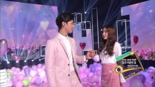 One And Half Park Bo Gum Red Velvet 39 s IRENE