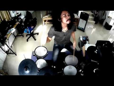 Green Day - 21 Guns (Electric Drum cover by Neung)
