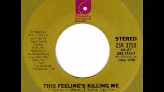 JONES GIRLS  -  This feeling's killing me